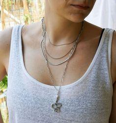 Snakes, Summer Sale, Bohemian, Wisdom, Necklaces, Popular, Pendant, Silver, Etsy