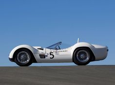 """If you've ever seen a Maserati Tipo 60 or 61, you'll immediately understand why they were nicknamed """"Birdcage""""—there's simply no ambiguity about it. Description from petrolicious.com. I searched for this on bing.com/images"""