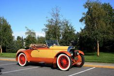 1920 Argonne Roadster