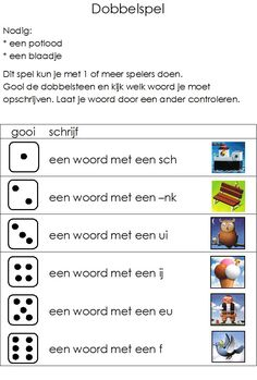 down syndroom Wall Art chanel wall art Speech Language Therapy, Speech And Language, Play To Learn, Learn To Read, Learn Dutch, I Love School, Spelling Activities, Teacher Inspiration, School Posters