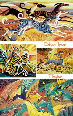 Fishinkblog 8054 Dahlov Ipcar 14 Check out my blog ramblings and arty chat here www.fishinkblog.w... and my stationery here www.fishink.co.uk , illustration here www.fishink.etsy.com and here carbonmade.com/.... Happy Pinning ! :)