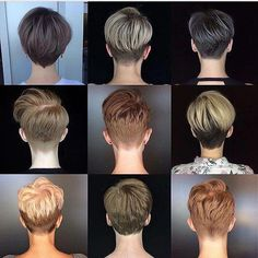 Today we have the most stylish 86 Cute Short Pixie Haircuts. We claim that you have never seen such elegant and eye-catching short hairstyles before. Pixie haircut, of course, offers a lot of options for the hair of the ladies'… Continue Reading → Medium Hair Cuts, Short Hair Cuts For Women, Short Hairstyles For Women, Haircut For Older Women, Haircut For Thick Hair, Short Pixie Haircuts, Pixie Hairstyles, Haircut Short, Bob Haircuts