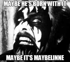 Scientist Names Newly Discovered Species After King Diamond - Music Feeds Hard Rock, Diamond Music, Mercyful Fate, King Diamond, Metal Fan, Metal T Shirts, Famous Musicians, Heavy Metal Bands, Thrash Metal