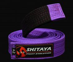 Faixa JJ Roxa - Produtos  Shitaya Bjj JiuJitsu ShitayaKimonos kimonosShitaya Kimonos brazilian jiu jitsu
