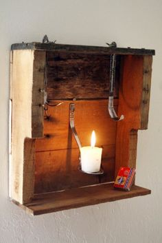 Hey, I found this really awesome Etsy listing at http://www.etsy.com/listing/81340766/wall-hook-candle-holder-made-from