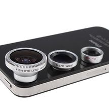 iPhone lenses  Get up close and personal! www.hypestir.com