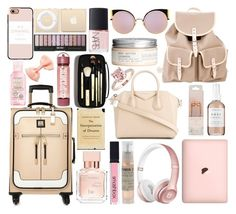"""Shouldn't Come Back"" by ebeohp16 ❤ liked on Polyvore featuring River Island, Givenchy, Bobbi Brown Cosmetics, Casetify, Herbivore, NARS Cosmetics, Fendi, Maison Francis Kurkdjian, H&M and Beats by Dr. Dre"