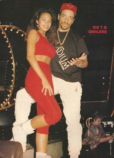 Ice-T & Darlene Ortiz
