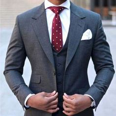 Modern men's business fashion style (19)