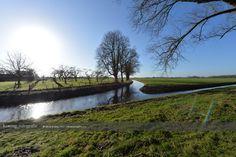 Eenzame beek omgeving Klaarenbeek