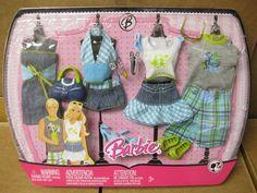 2008 Barbie Fashion Fever Fashions | eBay