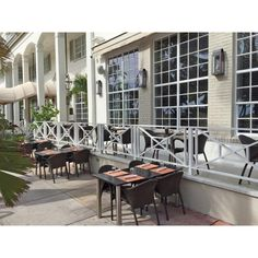 Dedon Tango Kollektion • Dedon Tango Outdoor Gartenmöbel von Villa Schmidt