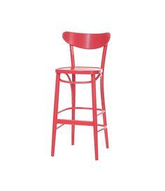 Barová židle Banana 131 | TON a.s. - Židle vyrobené lidmi