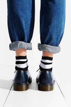 Dr. Martens 1461 PW 3-Eye Oxford - Urban Outfitters