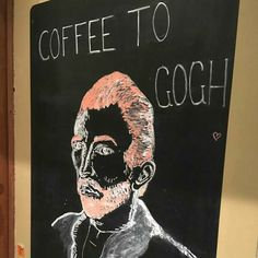 Coffee to Gogh