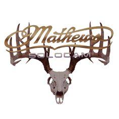 Mathews Solocam.  I love my new bow! Thank you, Tony Jr. ;-)