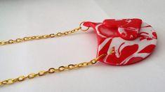"Halskette mit Anhänger ""Corazon Especial"" – Unikate Schmuck Pendant, Jewelry, Art, Kunst, Art Background, Jewlery, Jewerly, Hang Tags, Schmuck"