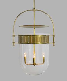 Check out the Dover Bell light fixture from The Urban Electric Co.