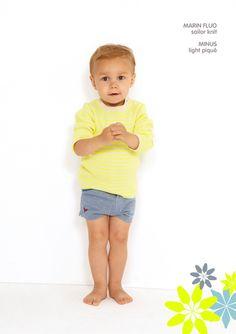 Dis Une Couleur - MINUS DEEP BLUE SHORTS Elegant Outfit, Blue Shorts, Deep Blue, Little Ones, Style Inspiration, Children, Fabric, Fun, Fashion