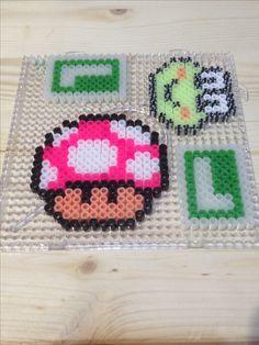 La seta de Mario bros