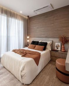 """Ideias para quartos on Instagram: """"💡Inspiração de quarto. O que vocês acharam? 🖤 ⠀⠀⠀⠀⠀⠀⠀⠀⠀ 📏 Projeto: Claudia Albertini Arquitetura ⠀⠀⠀⠀⠀⠀⠀⠀⠀ 👉🏼 Conheçam também:…"""" Sweet Home, Bedroom, Instagram, Design, House, Furniture, Home Decor, Decoration, Cozy Dorm Room"""
