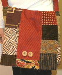 patchwork purse