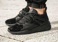 Puma Blaze Of Glory Bog Sock 'Black & White'