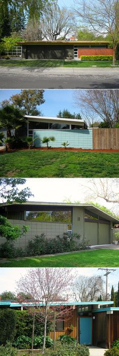 This house in Palo Alto CA reminds me of my childhood home in Moorestown N.J. - Eichler inspired architecture. I loved this house - 4000 sq. ft. of romping space for this little baby girl.  Sunken living room and a playroom the size of a ballroom.