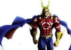Boku no Hero Academia || All Might