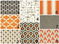 Become my Facebook Fan for previews of new fabrics, photos of just-completed sets and the occasional coupon code!