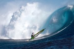 Jason Polakow #wave #windsurf