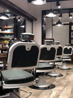 deco salon de coiffure