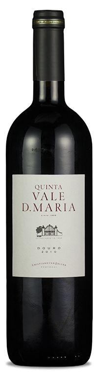 Quinta Vale D. Maria Douro 2010