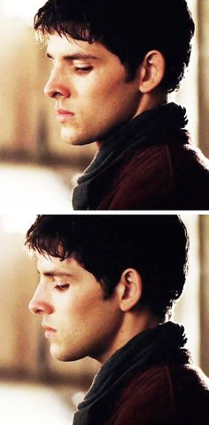 Oh my gosh, that serious face he has... *dead*