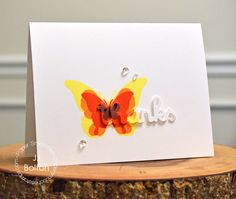 JJ Bolton {Handmade Cards}: Thanks 2 Ways