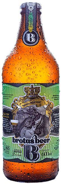 Cerveja artesanal produzida em Brotas. A cerveja Brotas Beer é resultado da união dos melhores maltes e lúpulos, com a pureza das águas de Brotas.