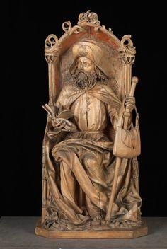 Nicolas de Leyde, Sculpteur du XVème siècle(vienne )