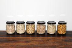 Overnight Oats: Alternativen zu Haferflocken (auch glutenfrei)   Projekt: Gesund leben   Ernährung, Bewegung & Entspannung