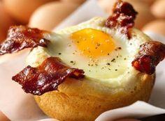 Bacon & Egg Bites Recipe