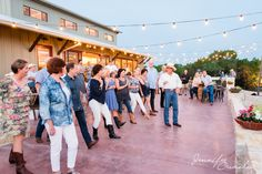 60th birthday party on a ranch in Texas // The Latest Trends in Luxury Birthday Party Planning