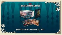 Rules Expansion Gift Set