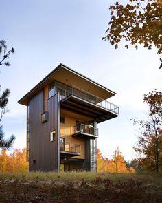 Gallery of Glen Lake Tower / Balance Associates, Architects - 24