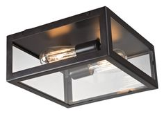 SQUARE FLUSHMOUNT :: FLUSH & SEMI-FLUSH FIXTURES :: Ceiling lights Toronto, Bath and vanity lighting, Chandelier lighting, Outdoor lighting and kitchen lights :: Union