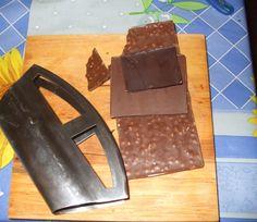 #recept Amerikai Csokis keksz  Sok Plastic Cutting Board