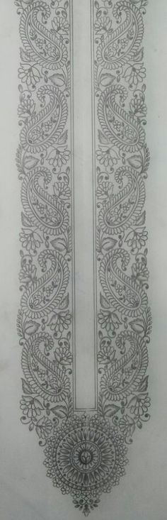 Best Free of Charge Embroidery Patterns for kurtas Popular So you have mastered. Best Free of Charge Embroidery Patterns for kurtas Popular So you have mastered all the simple wit Indian Embroidery Designs, Embroidery Designs Free Download, Hand Embroidery Design Patterns, Embroidery Flowers Pattern, Embroidery Motifs, Free Machine Embroidery Designs, Embroidery Dress, Blouse Patterns, Fabric Paint Designs