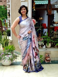 Indian Beauty Saree, Blouse Designs, Sari, Fashion, Saree, Moda, Fashion Styles, Fashion Illustrations, Saris