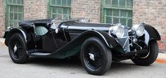 The Swallow Sidecar Company, or Jaguar, as we know it today started with humble begging's in 1922 with 2 enthusiastic visionaries and a goal to build Sidecar, Jaguar, Vintage Cars, Antique Cars, Car Hood Ornaments, Go Car, Drag Racing, Auto Racing, Classic Cars