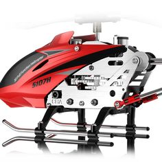 Upgraded SYMA S107H 2.4G 3.5CH Hover Altitude Hold RC Helicopter With Gyro RTF Sale - Banggood.com