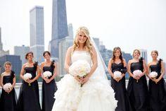 Photography: Gerber + Scarpelli Wedding Photography - gerberscarpelliweddings.com  Read More: http://www.stylemepretty.com/2014/07/28/romantic-ballroom-wedding/