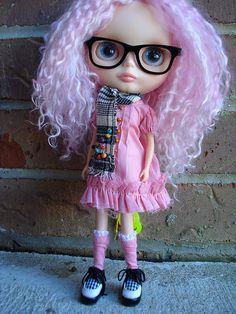blythe hipster nerd